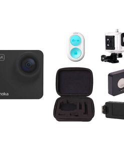 Adventure bundle van de Mokacam Action Camera