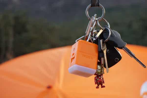 Mini camping lantaarn Helio