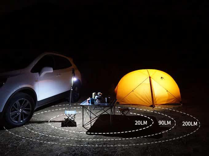 camping lantaarn tentlamp