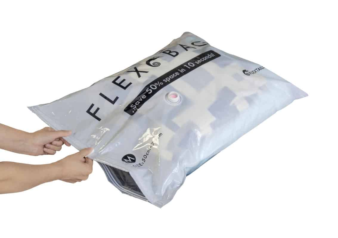 Vacuümzakken van Flextail Gear