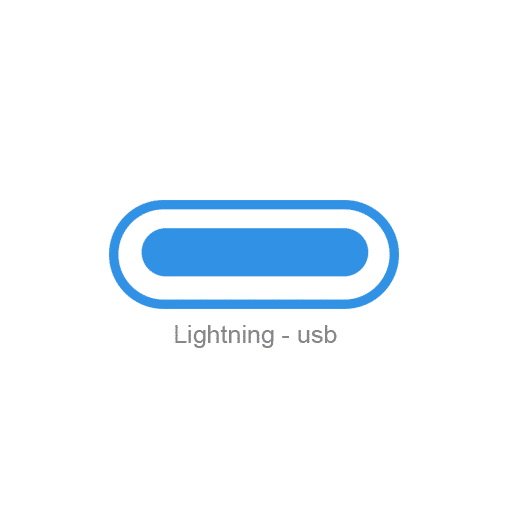 Lightning kabels