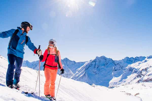 Wintersport gadgets