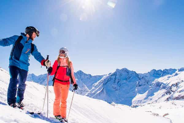 Wintersport gadgets