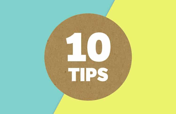 10 kampeer vakantie tips